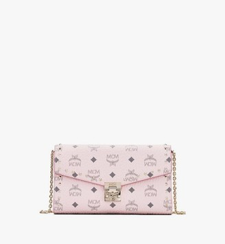 MCM Millie Crossbody in Studded Visetos