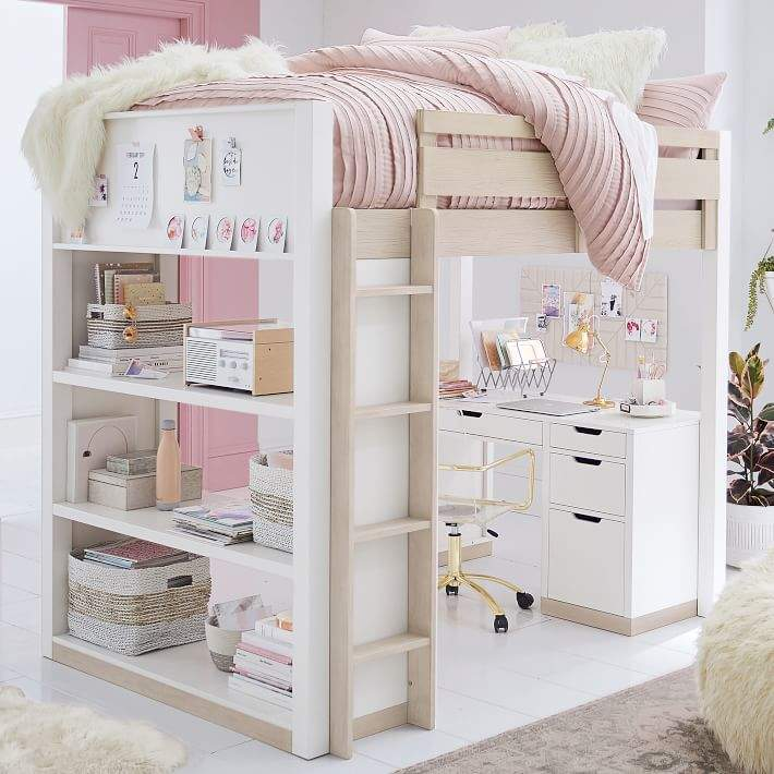 Used Pottery Barn Teen Loft Bed - ShopStyle