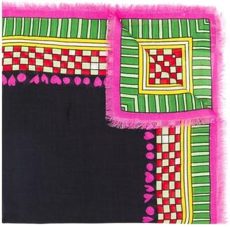 La DoubleJ Athena square scarf