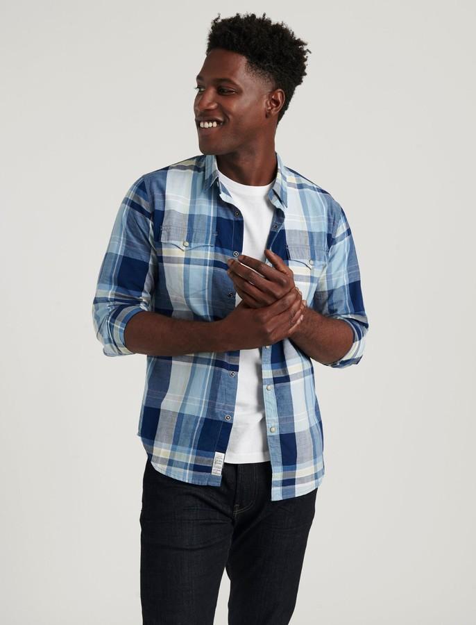 Lucky Brand Alameda Western Shirt