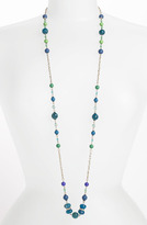 'Holiday Hockney' Long Station Necklace (Nordstrom Exclusive)