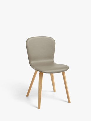 John Lewis & Partners Kasper Leather Dining Chair