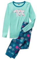 Crazy 8 Polar Bear 2-Piece Pajama Set