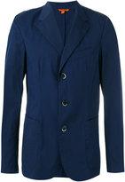 Barena three button blazer - men - Cotton/Polyamide/Spandex/Elastane - 50
