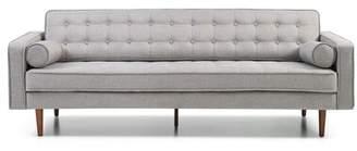 Modern Rustic Interiors Collins Square Arm Sofa Modern Rustic Interiors
