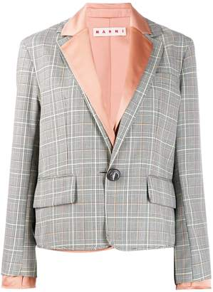 Marni double-layer blazer
