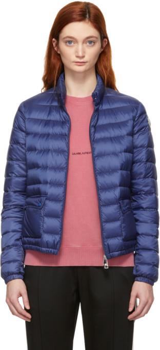 edc18fdc2 Blue Down Lans Jacket
