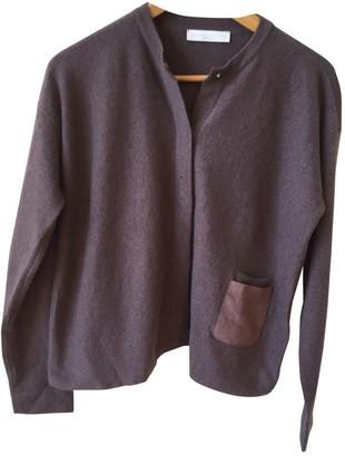 Fabiana Filippi Brown Wool Knitwear for Women