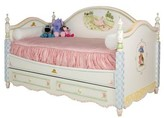 The Well Appointed House Custom Enchanted Forest Charlotte Day Bed with Trundle