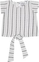 Frankie Jones Baby Girls Capetown Tie Tee