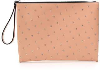 Marni Studded Clutch Bag