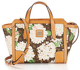 Dooney & Bourke Hydrangea Collection Small Shopper