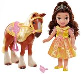 Disney Princess Belle & Philippe Horse Set