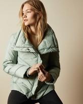 Ted Baker LOTIY Wrap padded jacket