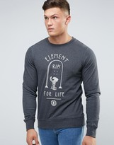Element For Life Sweat Jumper
