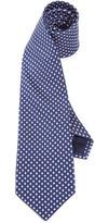 Salvatore Ferragamo Strawberry Print Tie