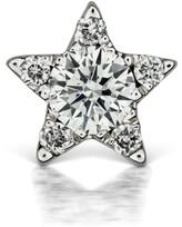 Maria Tash Diamond Star Threaded Stud Earring