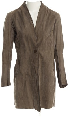 Isaac Sellam Suede Jacket for Women