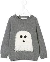 Stella McCartney ghost knitted jumper