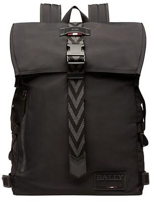 Bally Reo Nylon Backpack