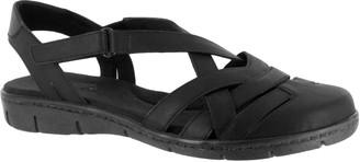 Easy Street Shoes Strappy Sandals - Garrett