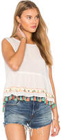 Raga Coastland Tank in Ivory. - size M (also in XS)