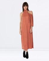 Come Closer Maxi Dress