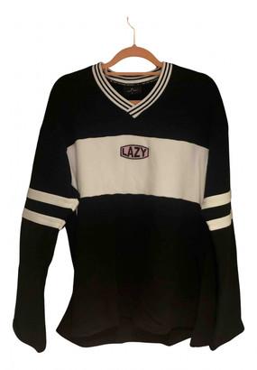 Lazy Oaf Black Cotton Jumpsuits
