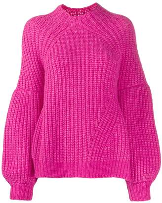 Ulla Johnson chunky knit jumper