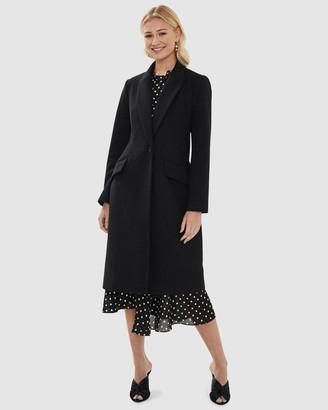 Cooper St Ashley Single Breasted Coat