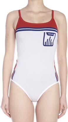 Prada Scoop Back Bodysuit