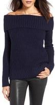 BP Women's Off The Shoulder Sweater