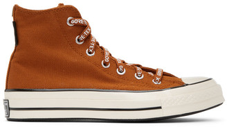 Converse Brown Gore-Tex Utility Chuck 70 High Sneakers