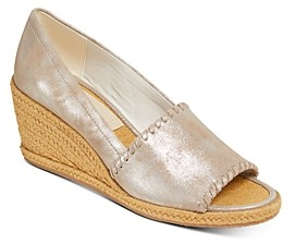 Jack Rogers Women's Palmer Wedge Heel Espadrille Sandals