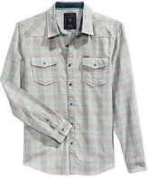 GUESS Men's Plaid Shirt