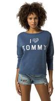 Tommy Hilfiger Final Sale-I Heart Tommy Sweatshirt