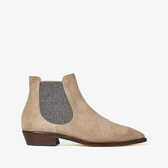 AGL Texan Low Bootie (Taupe) Women's Shoes