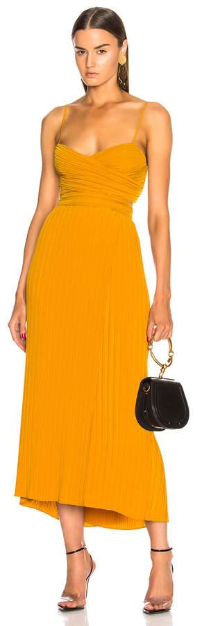 A.L.C. Sienna Dress in Marigold | FWRD