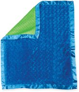 Mud Pie Jungle Gym Minky Blanket, Blue/Green