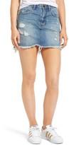 One Teaspoon Women's 2020 Denim Miniskirt