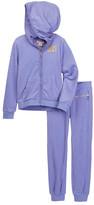 Juicy Couture Terry Hoodie & Pant Set (Big Girls)