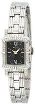 Pulsar Women's PEGD39 Swarovski Crystal Collection Silver-Tone Watch