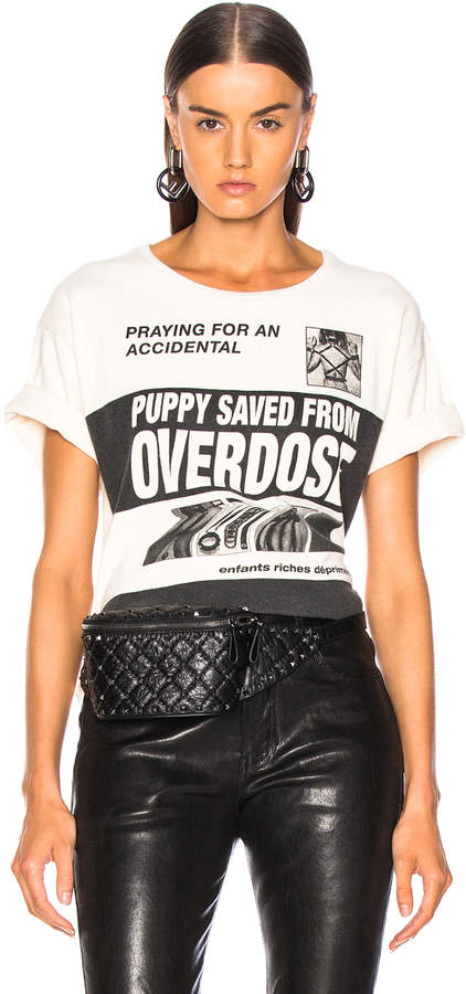 Enfants Riches Deprimes Puppy Overdose Tee