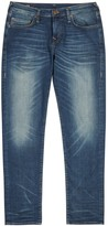 True Religion Geno Blue Slim-leg Jeans