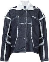 Lærke Andersen Lazy Tech denim jacket