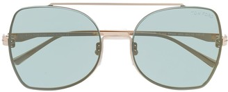 Tom Ford Square Sunglasses