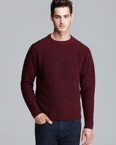 Marc by Marc Jacobs Ann Arbor Fleece Crewneck Sweater