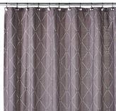 Bed Bath & Beyond Wellington 72-Inch W x 96-Inch L Shower Curtain in Grey