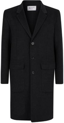 Johnstons of Elgin Cashmere Coat