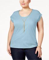 MICHAEL Michael Kors Size Necklace Top